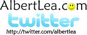 AlbertLea.com on twitter